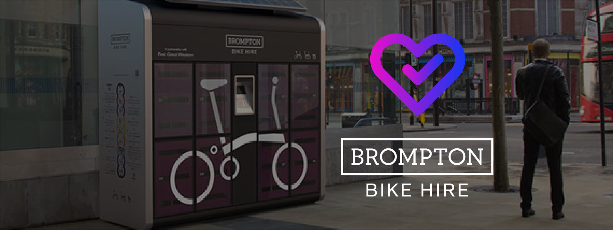 Zing Cover Welcomes Brompton Bike Hire
